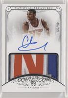 Rookie Patch Autographs - Cleanthony Early #/99