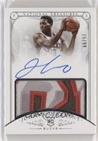 Rookie Patch Autographs - Johnny O'Bryant #/99