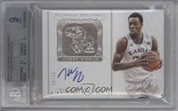 Rookie College Autographs - Andrew Wiggins [BGS 9 MINT] #/99