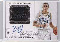 Rookie College Autographs - Zach LaVine /99