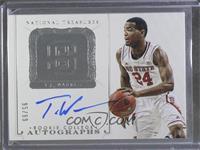 Rookie College Autographs - T.J. Warren /99