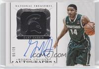 Rookie College Autographs - Gary Harris #/99
