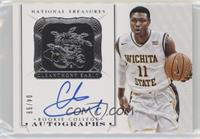 Rookie College Autographs - Cleanthony Early /99