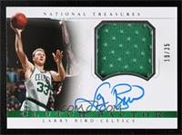 Larry Bird #/35