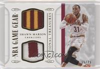 Shawn Marion #/25