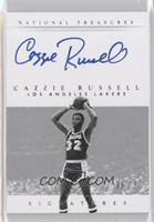 Cazzie Russell #/75