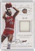 Artis Gilmore #/49