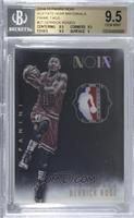 Derrick Rose /2 [BGS 9.5 GEM MINT]