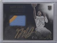 Color Autographed Patch Rookies - Gary Harris #/99