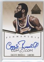 Cazzie Russell #/10