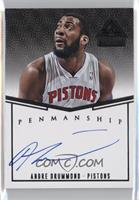 Andre Drummond #6/49