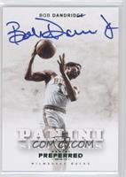 Panini Signatures - Bob Dandridge #/5