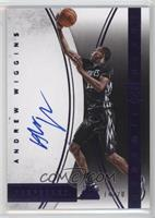 Dynamic Debuts Autographs - Andrew Wiggins #/20