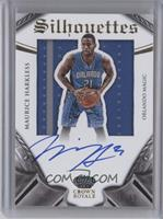 Silhouettes Autographs - Maurice Harkless #/60
