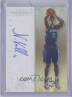 Unparalleled Rookies Autographs - Noah Vonleh /50