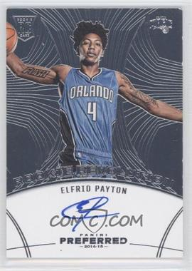 2014-15 Panini Preferred - Rookie Revolution #377 - Elfrid Payton /49