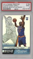 Cleanthony Early /1 [PSA9]