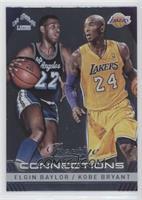 Elgin Baylor, Kobe Bryant