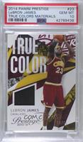 LeBron James /75 [PSA 10 GEM MT]