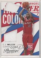 C.J. Wilcox /99 [EX to NM]