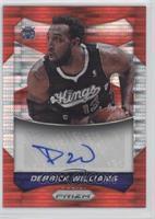 Derrick Williams /149