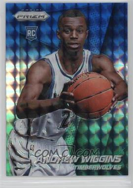2014-15 Panini Prizm - [Base] - Blue and Green Mosaic Prizms #251 - Andrew Wiggins