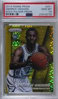 Andrew Wiggins [PSA 10 GEM MT] #1/10