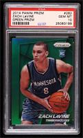 Zach LaVine [PSA 10 GEM MT]