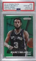 Marco Belinelli [PSA/DNA Certified Encased]