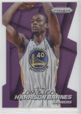 2014-15 Panini Prizm - [Base] - Purple Die-Cut Prizms #113 - Harrison Barnes /139