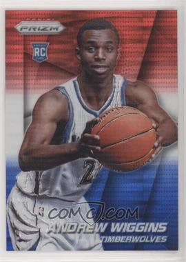 2014-15 Panini Prizm - [Base] - Red White and Blue Pulsar Prizms #251 - Andrew Wiggins