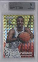 Andrew Wiggins [BGS 9 MINT]