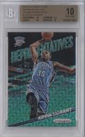 Kevin Durant [BGS 10 PRISTINE] #/25
