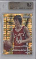Pete Maravich /10 [BGS 9.5 GEM MINT]