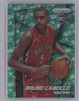 Bruno Caboclo [Mint] #12/25
