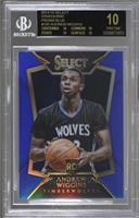 Concourse - Andrew Wiggins /249 [BGS 10 BLACK]