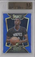 Concourse - Andrew Wiggins /249 [BGS 9.5]