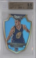 Premier Level Die-Cut - Stephen Curry /199 [BGS 9.5]