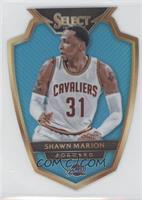 Premier Level Die-Cut - Shawn Marion #90/199