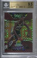 Courtside - Shawn Kemp [BGS 9.5 GEM MINT] #/49