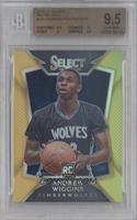 Concourse - Andrew Wiggins /10 [BGS 9.5 GEM MINT]