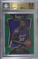Concourse - Julius Randle /5 [BGS 9.5 GEM MINT]