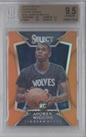 Concourse - Andrew Wiggins [BGS 9.5 GEM MINT] #/60