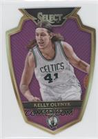 Premier Level Die-Cut - Kelly Olynyk /99
