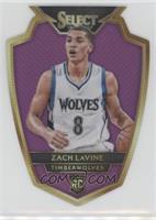 Premier Level Die-Cut - Zach LaVine #/99