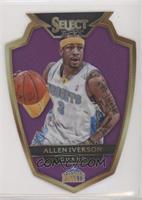 Premier Level Die-Cut - Allen Iverson /99