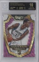 Premier Level - Andrew Wiggins [BGS 10 BLACK]