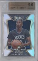 Concourse - Andrew Wiggins [BGS 9.5 GEM MINT]