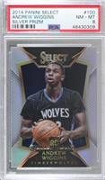 Concourse - Andrew Wiggins [PSA 8 NM‑MT]