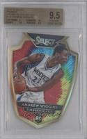 Premier Level Die-Cut - Andrew Wiggins /25 [BGS 9.5]